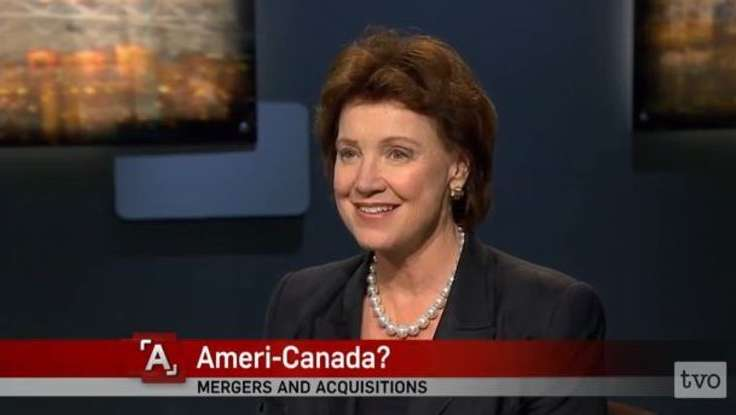 Let's Manage the Future: Diane Francis Talks Canada-U.S. Merger [VIDEO]